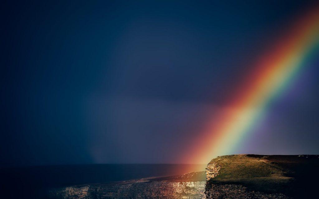 Klopt het dat de regenboog zeven kleuren heeft?