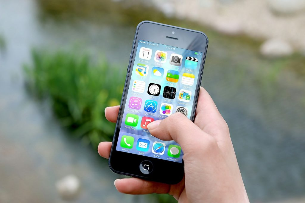De invloed van de smartphone op ons leven