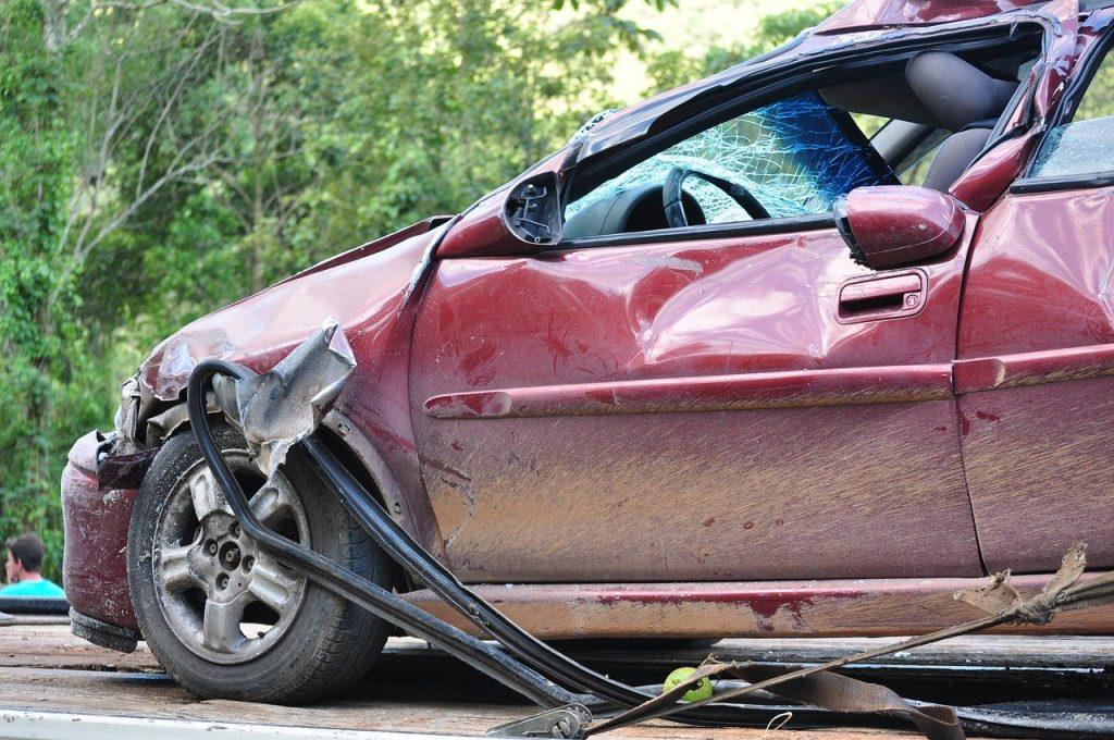 Meest voorkomende oorzaken voor ongelukken met de auto