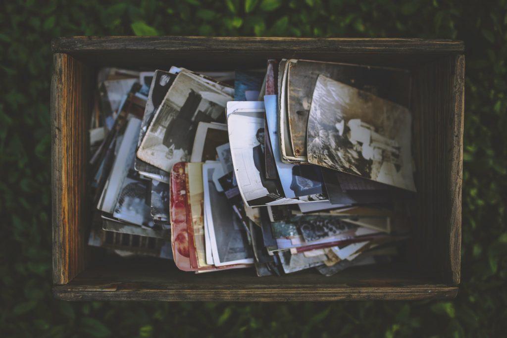 Hoe kan een mens een mooie herinnering het beste onthouden?