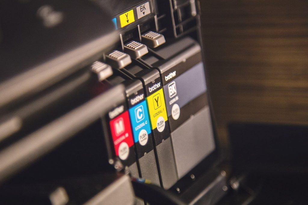 Hoe lang kun je gemiddeld met een inktpatroon doen?